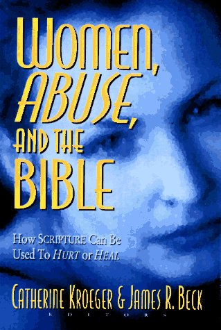 Cover for Women, Abuse and the Bible